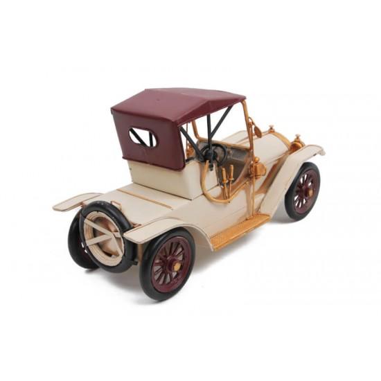 Ford Classic Coupe Dekoratif Metal Araba