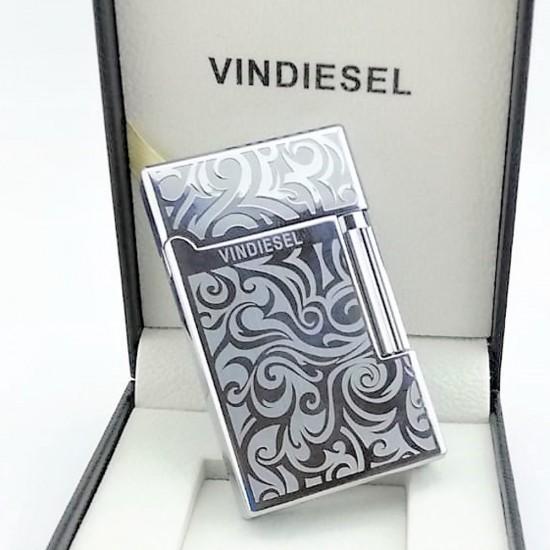 Vindiesel Çakmak Desenli (Gümüş )