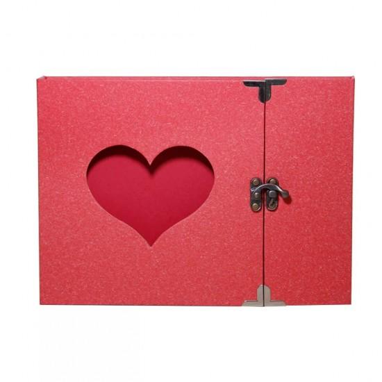İsme Özel Kalp Temalı Fotoğraf Albümü
