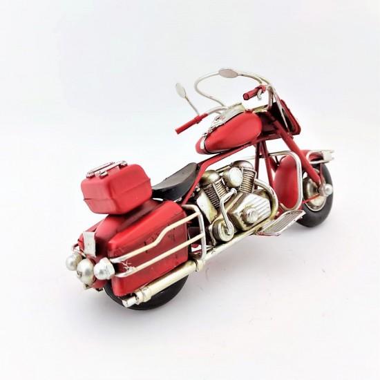 Harley Davidson Motorsiklet Kırmızı