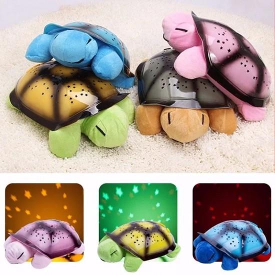 Ninnili Kaplumbağa Gece Lambası