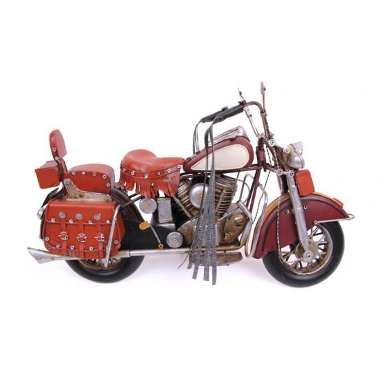 Dekoratif Metal Chopper  Motosiklet