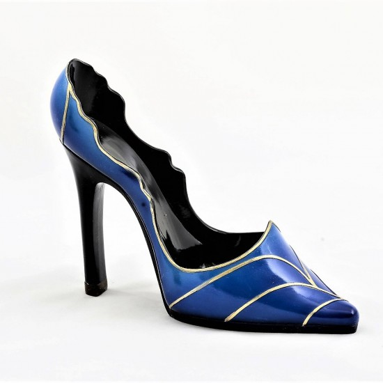 Özel Tasarım Topuklu Ayakkabı Modeli Şaraplık