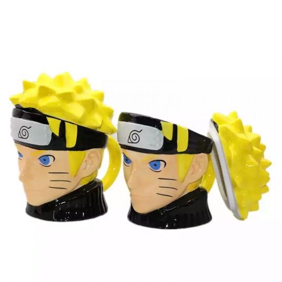 Naruto Tasarımlı Kupa Bardak