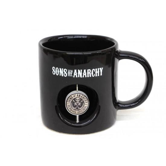 Sons of Anarchy Dekoratif Stres Kupa