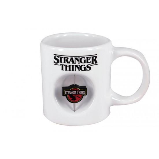 Stranger Things Dekoratif Stres Kupa