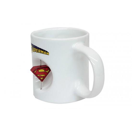 Superman Dekoratif Stres Kupa