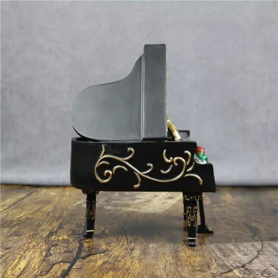 Dekoratif Piyano Biblosu