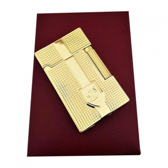 Vindiesel Çakmak Desenli Modeli (Gold)