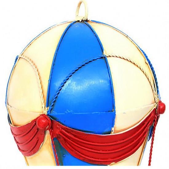 Dekoratif Metal Sıcak Hava Balonu