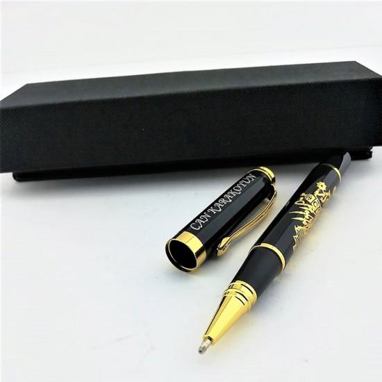 İsme Özel Osmanlı Temalı Siyah Kalem