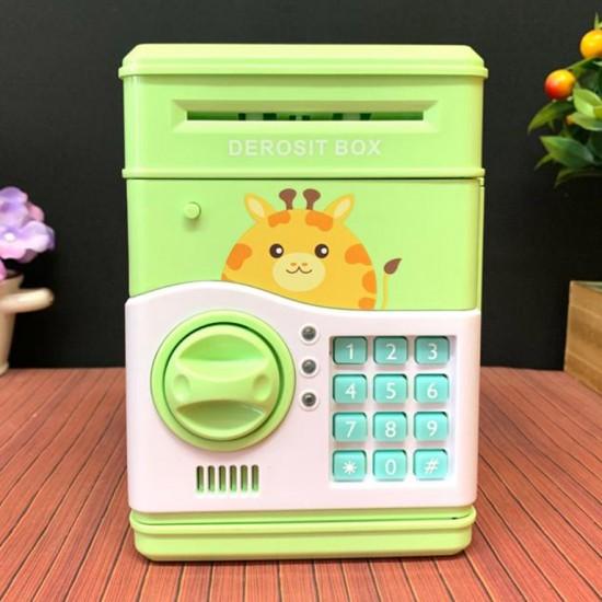 Şifreli ATM Kasa Kumbara