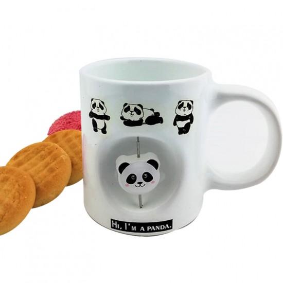 Panda Figürlü Kupa bardak