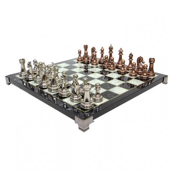 Satranç Klasik Ayaklı Tabla Küçük 27 cm