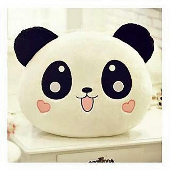 Peluş Panda Tasarımlı Yastık