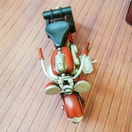 Antique Design Dekoratif Motosiklet