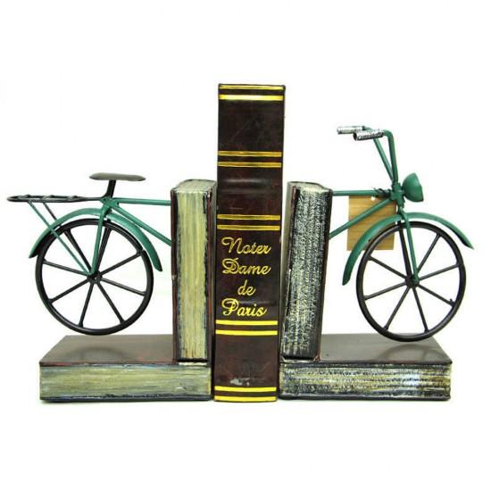 Bisiklet Temalı Kitap Stoper / Tutucu