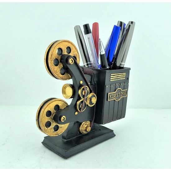 Dekoratif Film  Projektör Makinesi Tasarımlı Kalemlik