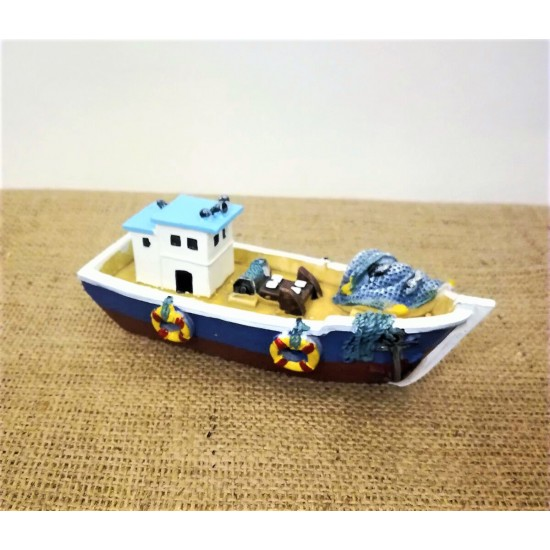 Dekoratif Masa Üstü Gemi Biblosu