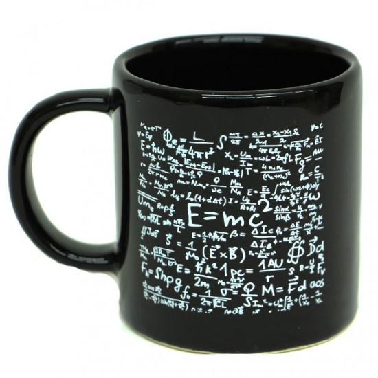 Dekoratif Stres Kupa Mathematica