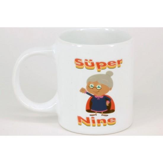 En Süper Nine Temalı Kupa Bardak