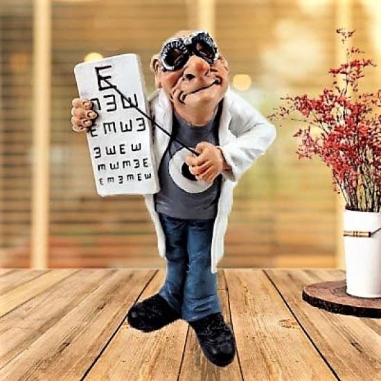 Göz Doktoru Biblosu (Erkek)