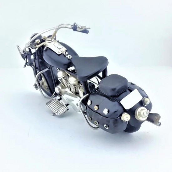 Harley Davidson Motorsiklet  Siyah