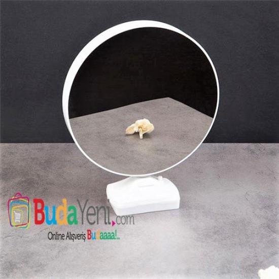 Işıklı ve Aynalı Fotoğraf Çerçevesi