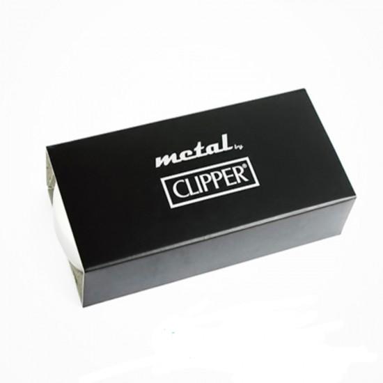 İsme Özel Clipper Çakmak Gümüş