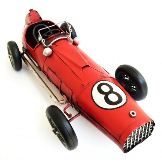 Nostaljik Formula Metal Araba