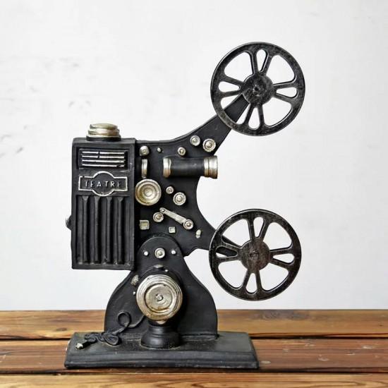 Nostaljik Projektör Şeklinde Kumbara Model 1