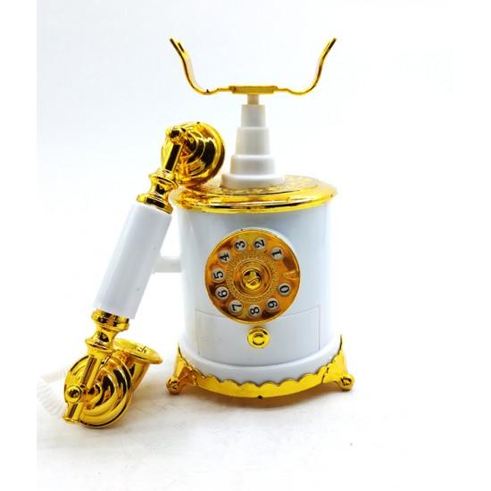 Nostaljik Telefon Görünümlü Müzik Kutusu Model 2