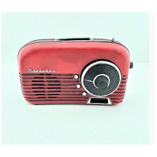Radyo Tasarımlı Müzik Kutusu