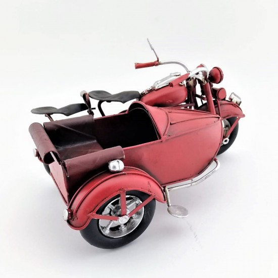 Sepetli Metal Motor