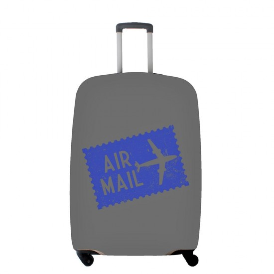 Ucak Temalı My Luggage Valiz Kılıfı