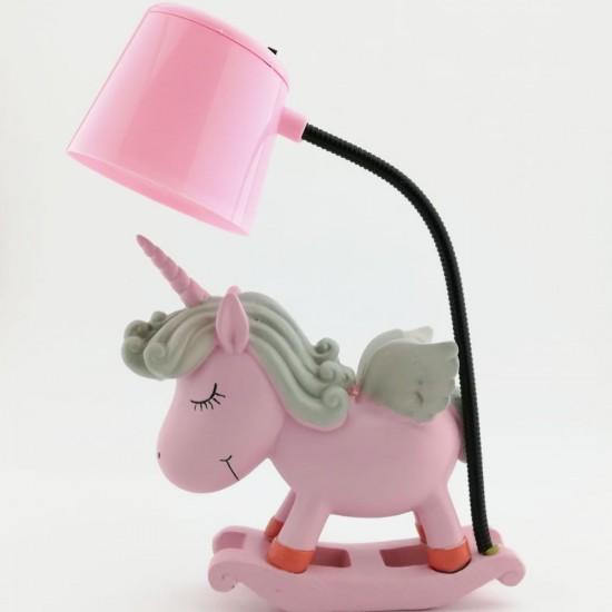 Unicorn Masa Üstü Gece Lambası