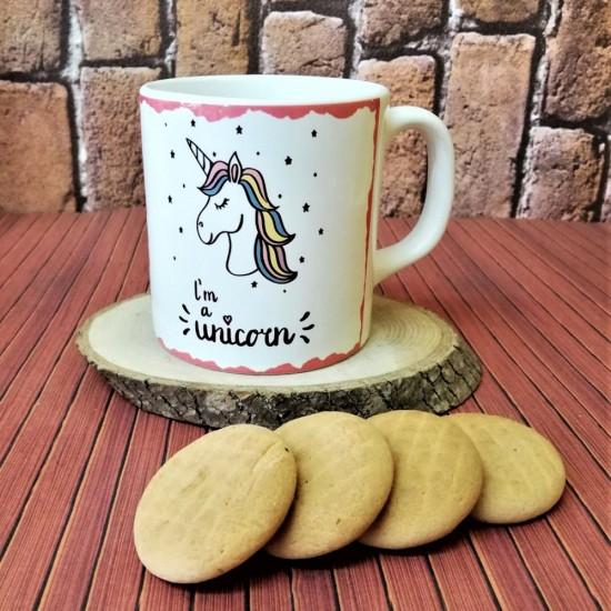 Unicorn Temalı Kupa Bardak