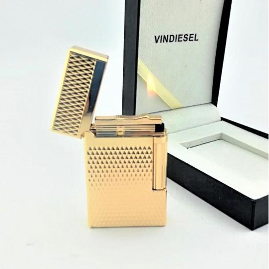 Vindiesel Markalı Metal Exclusive Çakmak Model 1