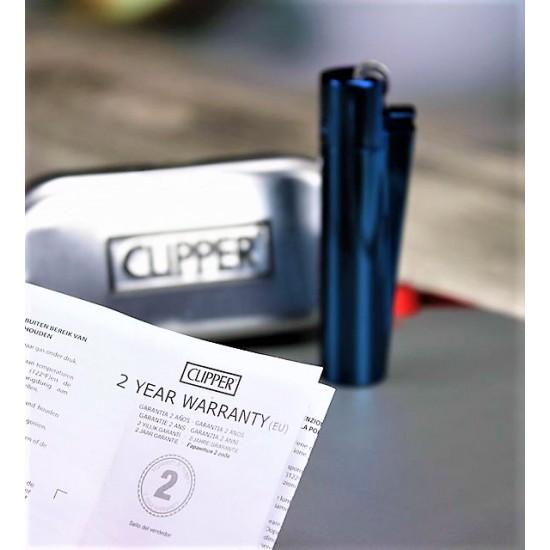 İsme Özel Clipper Çakmak Gece Mavi