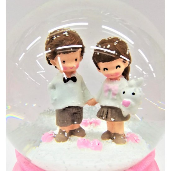 Sevgili Kar Küresi  ( model 1 )